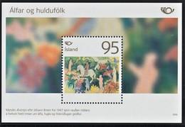 ISLANDA 2006 NORDEN   UNIFICATO BF40  MNH - Unused Stamps