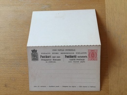 KS1 Finnland Ganzsache Stationery Entier Postal P 26 - Finland