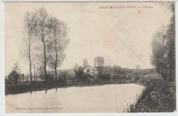 - Marcilly - Sur - Seine : L'Ecluse. - Autres Communes
