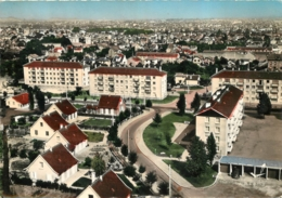 MESNIL LE ROI VUE AERIENNE CITE RESIDENTIELLE - Francia