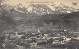 73 - ALBERTVILLE Et La Belle Etoile (1846 M) - Albertville