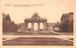 ETTERBEEK - Parc Du Cinquantenaire Et Arc De Triomphe - Etterbeek