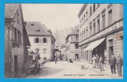 ALLEMAGNE - NEUSTADT AN DER HAARDT - KELLERELSTRASSE - Neustadt (Weinstr.)