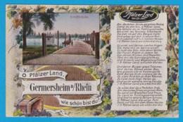 ALLEMAGNE - GERMERSHEIM - Germersheim