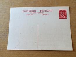 KS1 Finnland Ganzsache Stationery Entier Postal P 64 - Finland
