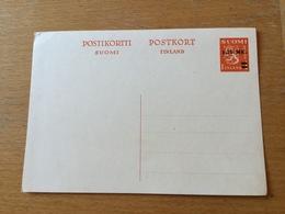 KS1 Finnland Ganzsache Stationery Entier Postal P 67 - Finland