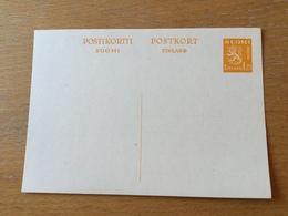 KS1 Finnland Ganzsache Stationery Entier Postal P 68 - Finland