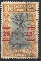 0Ra-803: N°88: Spoorwegstempel....verder Uit Te Zoeken.. - Congo Belga