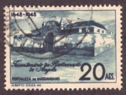 Angola 1948  - Three-year Anniversary Of The Restoration Of Angola - TB - Cote € 4.00 - Angola