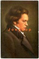 Postcard Casa Maliandi Rosario Argentina Ludwig Van Beethoven - Musique Et Musiciens