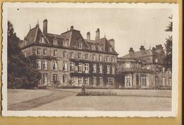C.P.A. HAYANGE - Le Château - Hayange