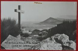 Postcard Of The  Moledo Do Minho /  Cruz Do Imperio - Praia  ( Lote Nº 665 ) - Viana Do Castelo