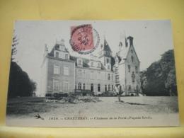 58 5690 CPA 1915. AUTRE VUE DIFFERENTE N° 2 - 58 CHANTENAY. CHATEAU DE LA FERTE (FACADE NORD). - Frankreich