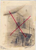 VITTEAUX (côte D'or 21) Carte Photo Grand Format 18x12.5  Signée 10 Mai 1953 - France