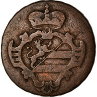 Monnaie, États Italiens, GORIZIA, Francesco II, 2 Soldi, 1799, Kremnitz, TB - Regional Coins