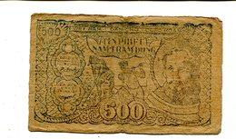 VIETNAM PICK 57 500 DONG VG 7.95 - Vietnam