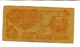 VIETNAM 1999 DONG 1950 PICK 58 FINE 12.50 - Vietnam