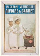 Publicité - Macaroni Vermicelle - Rivoire Et Carret  AO 254 - Advertising