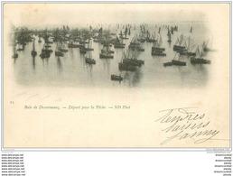 29 DOUARNENEZ. Départ Pour La Pêche 1902 - Douarnenez