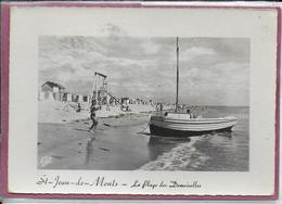85.- SAINT-JEAN-DE-MONT- La Plage Des Demoiselles - Saint Jean De Monts