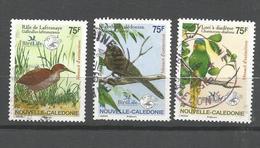 978/80  Oiseaux        (clasyverouge23) - Oblitérés