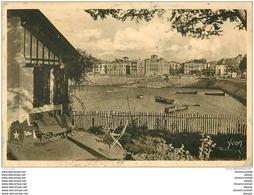 64 SAINT-JEAN-DE-LUZ. Le Port à Marée Haute 1936 - Saint Jean De Luz