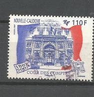996  Cour Des Comptes         (clasyveroug23) - Nouvelle-Calédonie