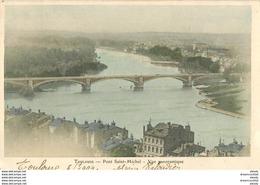 WW 31 TOULOUSE. Pont Saint-Michel Vers 1900 (léger Grattage)... - Toulouse