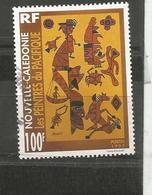 743  Les Arts   (clasyveroug23) - Nouvelle-Calédonie