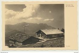 AK  Ahornkaser Bei Berchtesgaden 1936 - Berchtesgaden