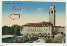 AK  Mülheim Ruhr Rathaus 1937 - Muelheim A. D. Ruhr