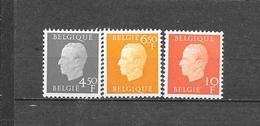 België 1976 Y&T Nr° 1811/13 (**) 50% - Belgium