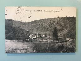 GÉNIS - Moulin Du Pervendoux - Andere Gemeenten