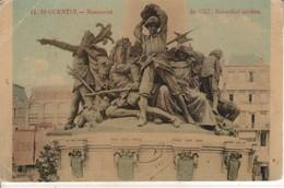 02S01M1 CPA 02 - 14. ST QUENTIN MONUMENT DE 1557   BAS  RELIEF ARRIERE   NT - Saint Quentin