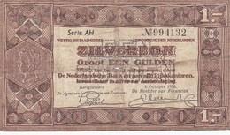 Pays-Bas - Billet De 1 Gulden - 1er Octobre 1938 - [2] 1815-… : Regno Dei Paesi Bassi