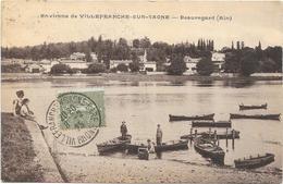 VILLEFRANCHE SUR SAONE : BEAUREGARD - France