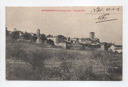 - CPA MONSEMPRON (47) - Vue Générale 1905 - Photo A. B. - - Autres Communes