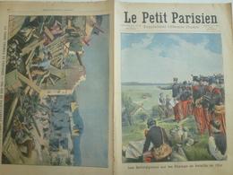 Journal Le Petit Parisien 27 Juin 1909 1064 Les Saint Cyriens Tremblement De Terre Provence  Saint Cannat - Journaux - Quotidiens