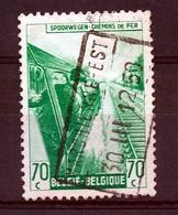 """TR 270 - """"MARCHIENNE-EST"""" - (ref. 31.453) - Railway"""