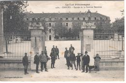 CAHORS -  Entrée De La Caserne Bessières - Cahors