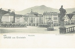 EINSIEDELN - SZ Schwyz