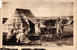 CPA AK Flandrin 30 Campagne Du Riff- Le Caid Lahcen, MAROC (795988) - Morocco