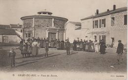 GRAU DU ROI           PLACE DU BASSIN - Andere Gemeenten