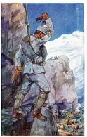 AUS DEM GOLDENEN BUCHE DER ARMEE, Kriegsfürsorgeamt, Karte Nf. 269, 30.10.1916 - Other