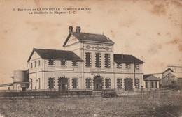 1-9---la Rochelle--forges D Aunis--17--la Distillerie Du Magnou--carte Avec Tache  ---livraison Gratuite - La Rochelle