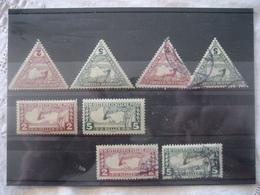 Österreich 1916/17- Eilmarken Merkurkopf ANK 217-220**, Mi.Nr. 217-220** Postfrisch Und Gestempelt - 1850-1918 Imperium
