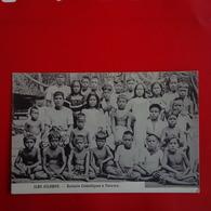 ILES GILBERT TARAWA ENFANTS CATHOLIQUE - Micronésie