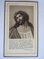 Pieter Jan De Muyer Heffen 1866 Battel 1943 Echtg Francisca Van Beersel Doodsprentje A.H. B.7 - Images Religieuses