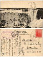 CPA AK ARGENTINA Parte Del Gran Salto Del Iguazu Misiones (349881) - Argentina