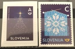 Slovenia ,2018, Mi: 1334/35 (MNH) - Eslovenia